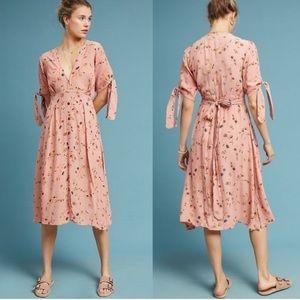 🎉 HP Faithfull The Brand Nina Midi Dress NWT